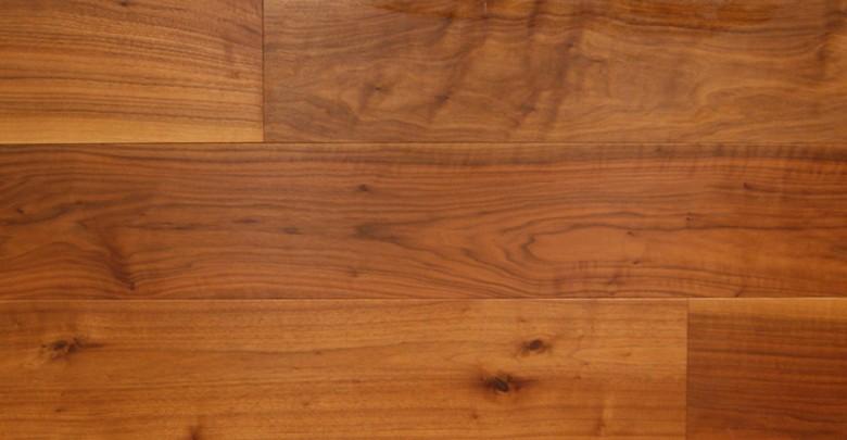 tons fonc s tons moyens parquet noyer larg 138 100. Black Bedroom Furniture Sets. Home Design Ideas