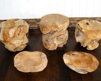 planete-parquets-decoration-en-bois-decoration-naturelle-pouf-en-teck-brut-pouf-en-bois-vasques-en-bois