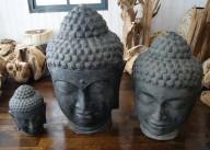 tête-boudha-pierre-reconstituée-