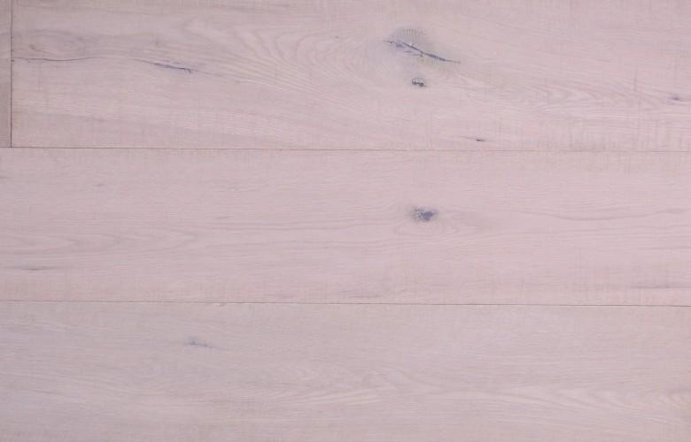 F blanc grisé scié