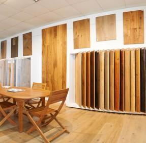 Panneau parquets bois vieillis - Planète Parquets, magasin de parquets Nantes