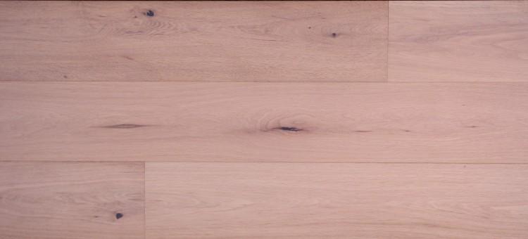 W414 bois brut blanchi